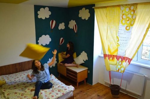 VILABELA ubytovanie počas letného tábora