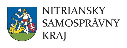Nitriansky samosprávny kraj logo