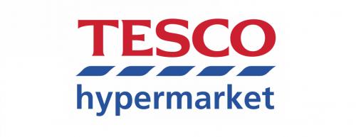Tesco hypermarket logo