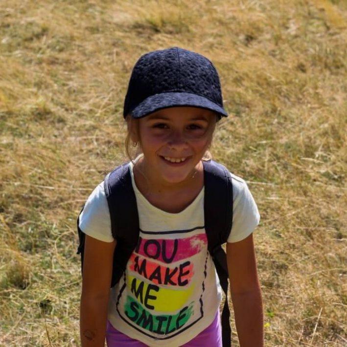 Emka v detskom letnom tábore
